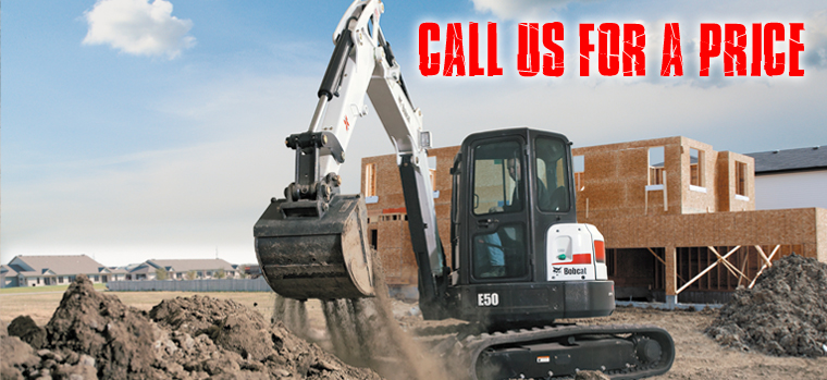 Bobcat Excavators | Bobcat MNX | Excavator for sale