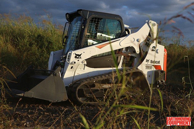 Clark Equipment - Bobcat T595 Track Loader