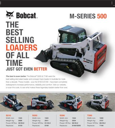 The Bobcat Range | Clark Equipment