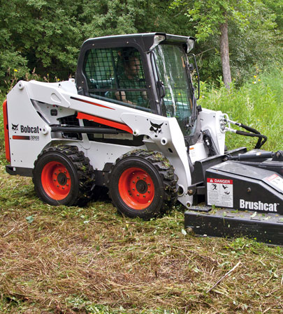 The Bobcat Range | Clark Equipment