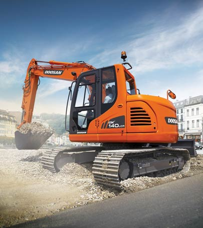 The Doosan Range | Clark Equipment